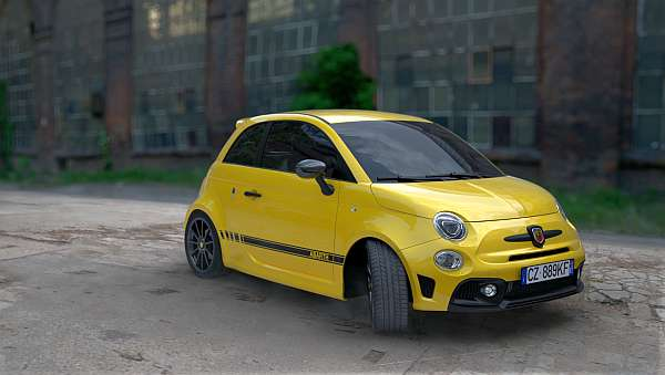 Abarth Making Of